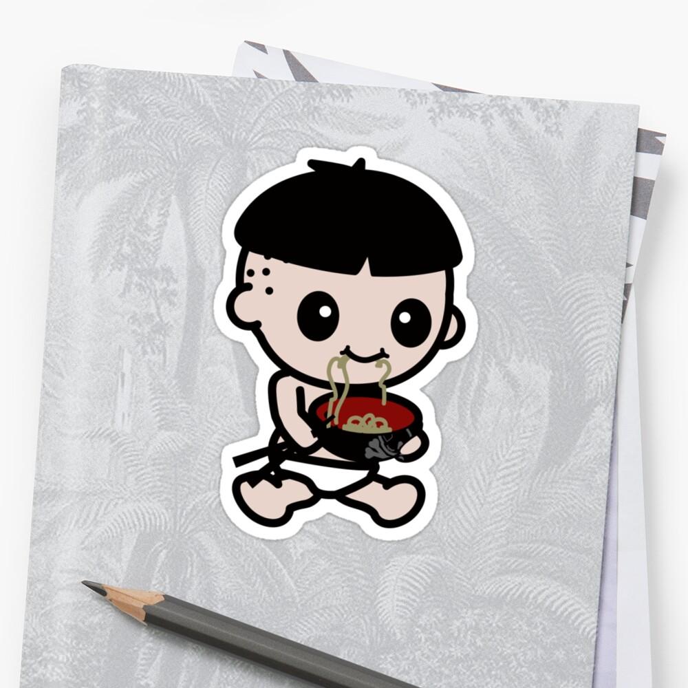 Ramen Boy by mikoto