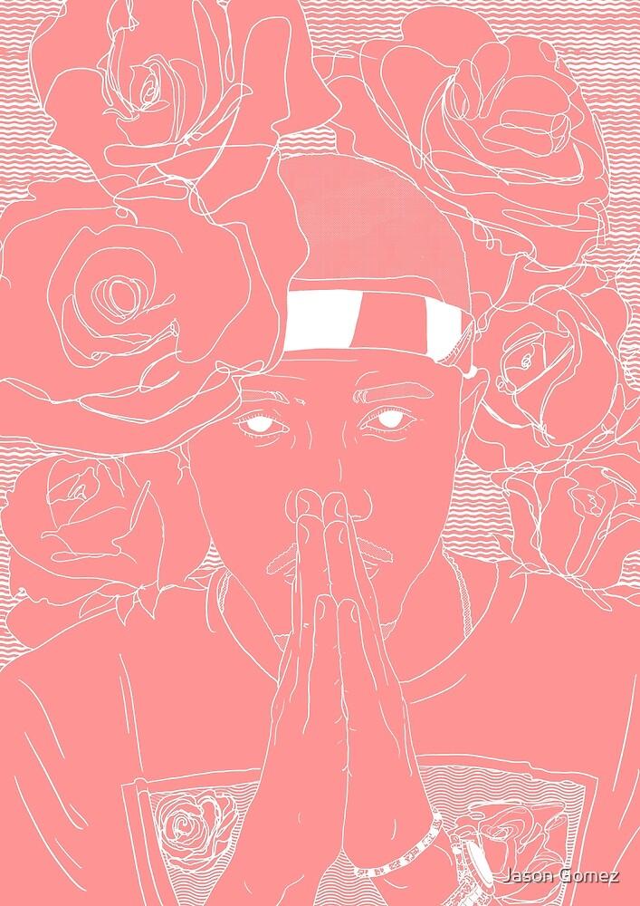 Pink + White by Jason Gomez