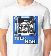 Milkwalker - Mega Man style T-Shirt