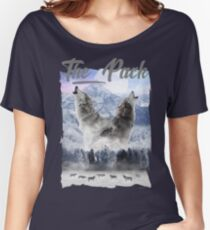 The Pack Women's Relaxed Fit T-Shirt