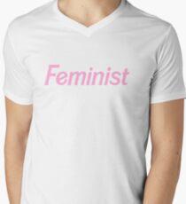 De Hombre V Bebé Feminista Para ¡im Camiseta Un En Cuello fHqgUxF