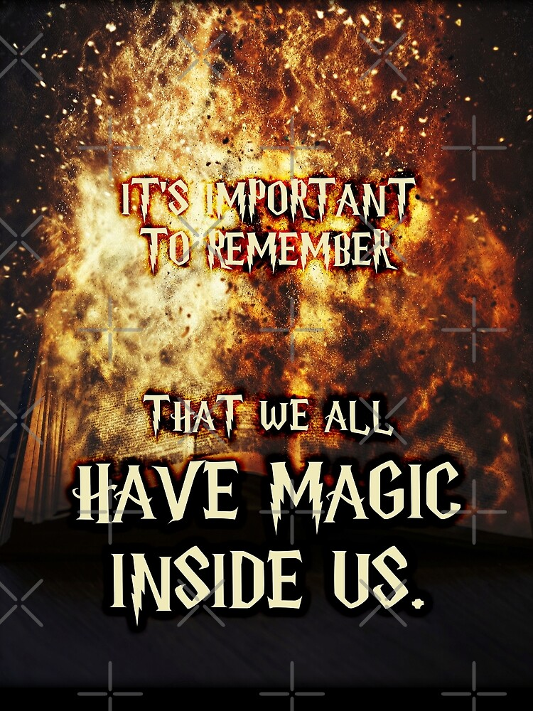 Magic Book Quote by TheFlying6