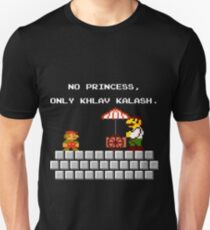 Sorry Mario the men's room is in another castle T-Shirt