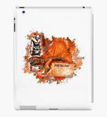 Dimetrodon iPad Case/Skin