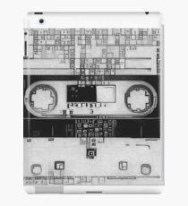 Pixel 80s audio tape iPad Case/Skin