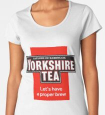 Yorkshire Tea Women's Premium T-Shirt