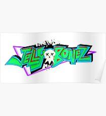 Jellybonez Logo Poster