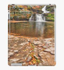 Autumn Crater Waterfall iPad Case/Skin