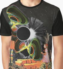 Inter-Dimensional Phone Line Graphic T-Shirt