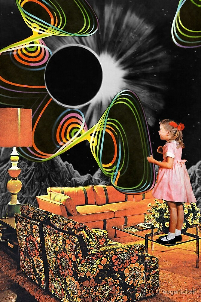 Inter-Dimensional Phone Line by eugenialoli