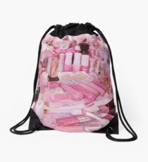 Dollhouse  Drawstring Bag