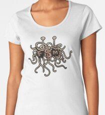 FSM - Flying Spaghetti Monster Women's Premium T-Shirt