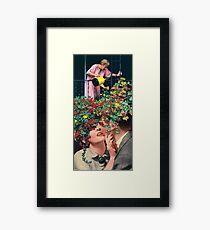 Growing Love Framed Print