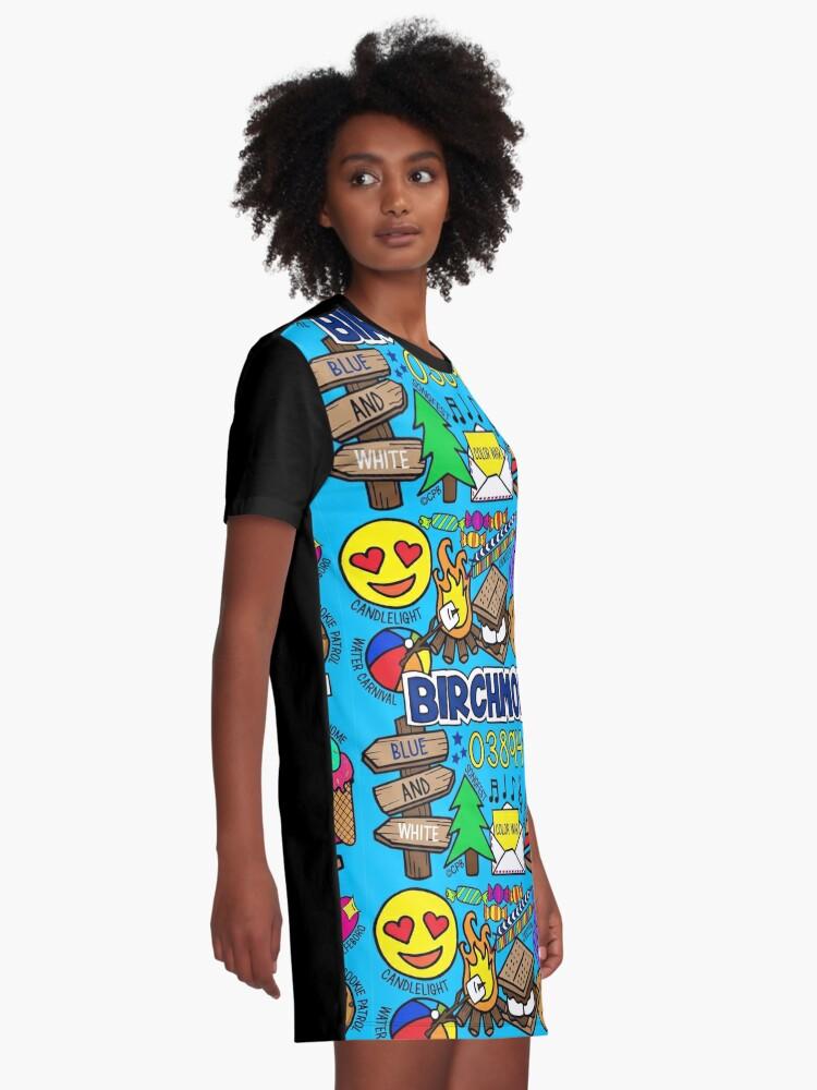 Alternative Ansicht von Birchmont T-Shirt Kleid