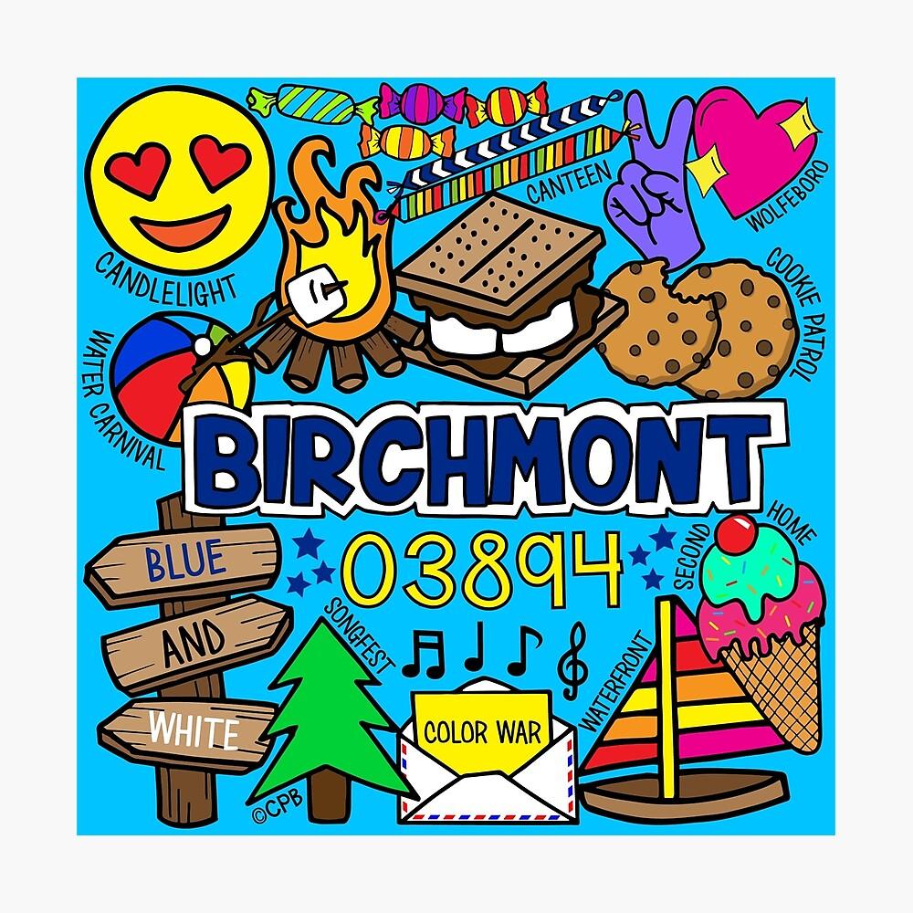 Birchmont Fotodruck
