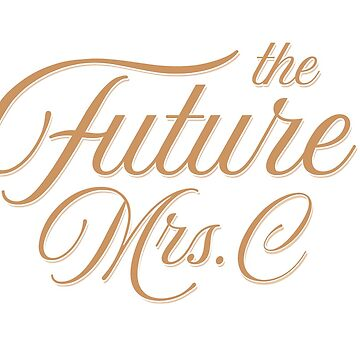 The Future Mrs C Wedding and Bridal Design by artbachelor