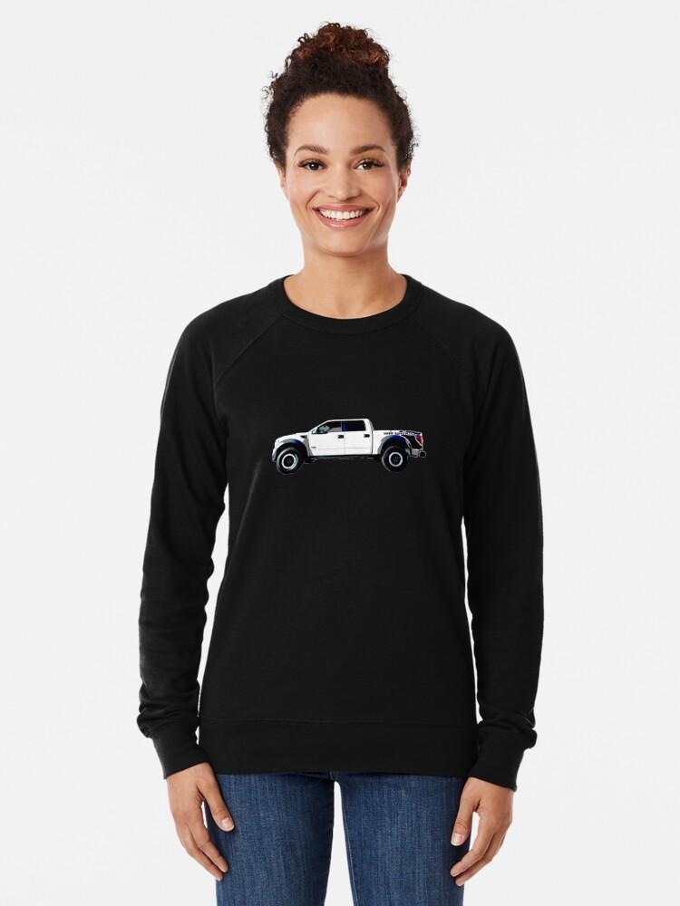 Alternate view of Factory Prepped - Ford Raptor Inspired Lightweight Sweatshirt