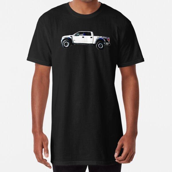 Factory Prepped - Ford Raptor Inspired Long T-Shirt