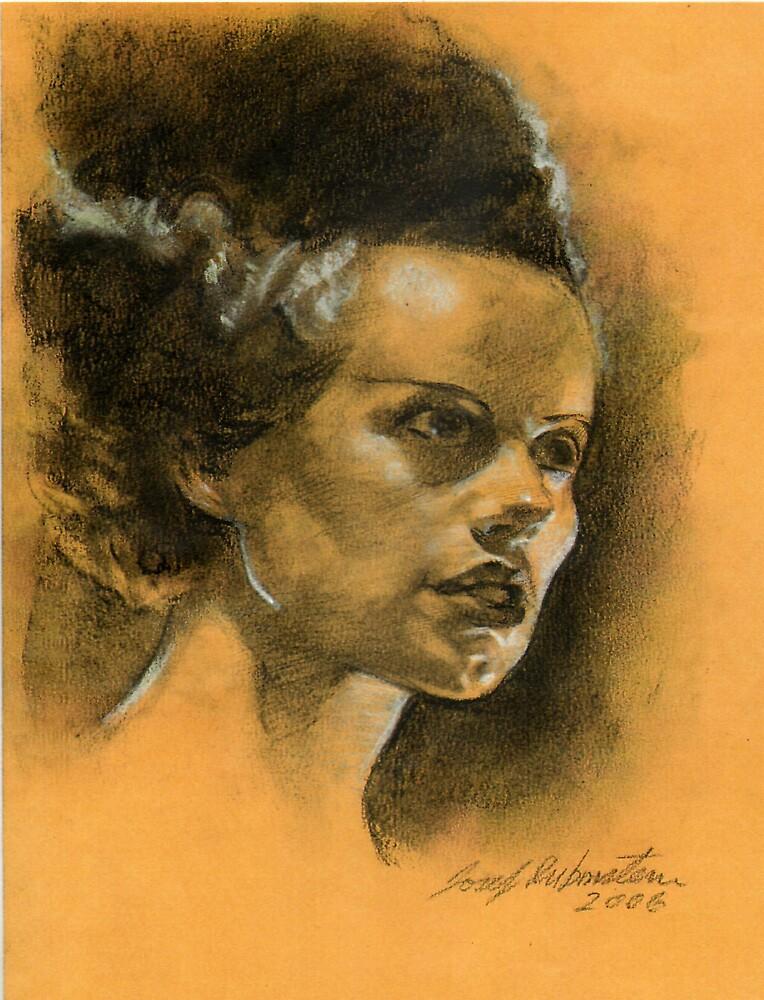 Bride of Frankenstein by Josef Rubinstein