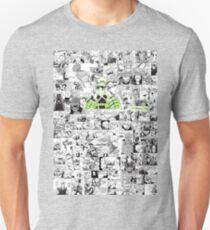 Camiseta unisex Rey explosión asesinato: AKA Katsuki Bakugo