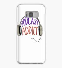 Podcast Addict Samsung Galaxy Case/Skin