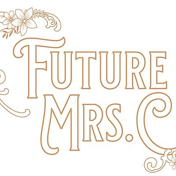 The Future Mrs C Vintage Wedding and Bridal Design by artbachelor