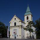 Josefskirche At Kahlenberg, 1190 Vienna Austria by Mythos57