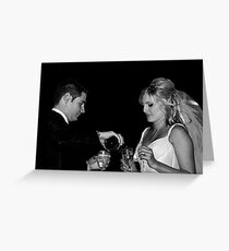Melbourne Wedding Photography  Greeting Card