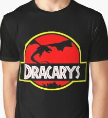 Jurassic Dracarys Graphic T-Shirt