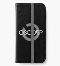 Oscorp Industries iPhone Flip-Case/Hülle/Klebefolie