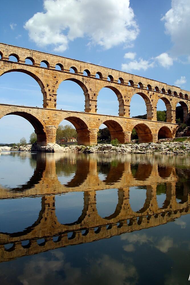Pont du Gard by zoopita