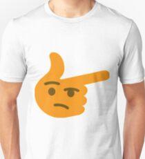 Hmm Finger T-Shirt