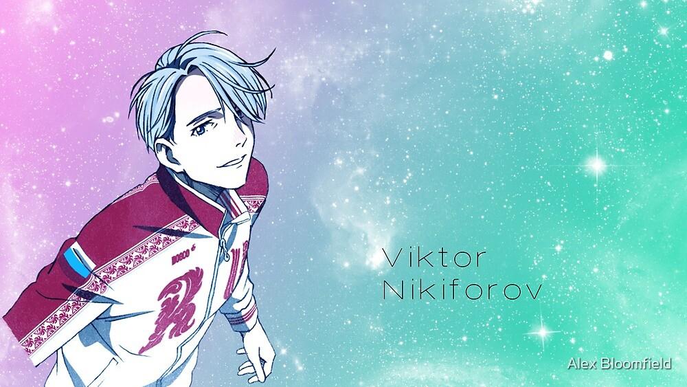 viktor nikiforov by Alex Bloomfield