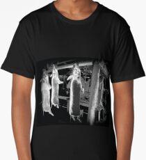 GHOST PIGS Long T-Shirt