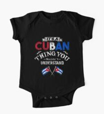 It's A Cuban Thing You Wouldn't Understand Kids Clothes