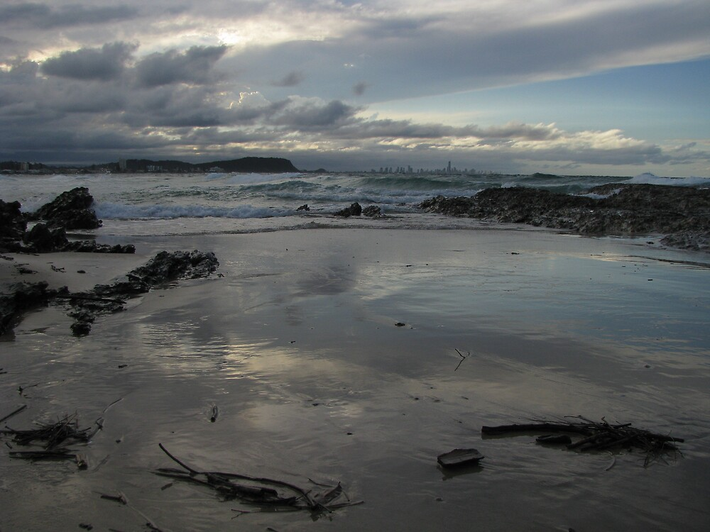 Seascape by Glenn Browning