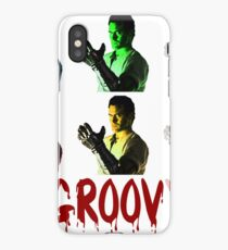 Army of Darkness - Groovy iPhone Case/Skin