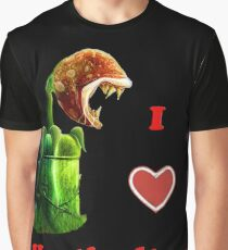 I Love Horticulture Mario Graphic T-Shirt