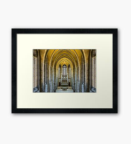 Trinity 2 Framed Print