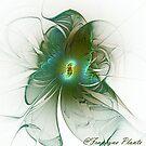 « papillon » par Francyne Plante