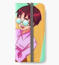The Nerd who Wanted to be Cool iPhone Wallet/Case/Skin