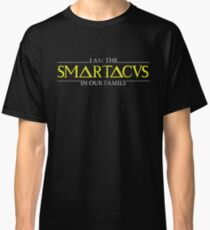 I Am The Smartacus - yellow Classic T-Shirt