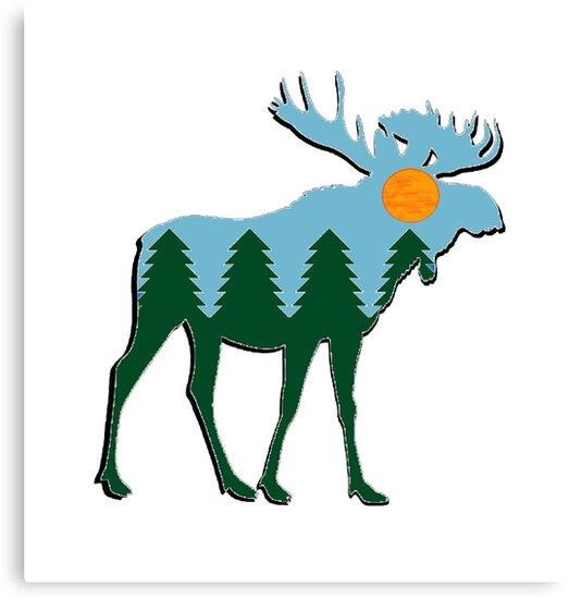 Moose Main  by NINUNO