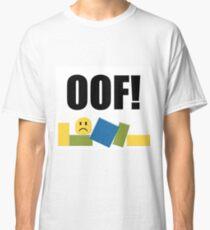 Roblox Oof! Classic T-Shirt