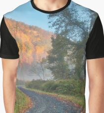 Misty Autumn McDade Trail Graphic T-Shirt