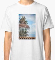 Pineapple Fountain in Charleston Classic T-Shirt