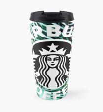 Starbucks Leaves Travel Mug