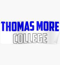 Thomas More College, Kentucky Poster