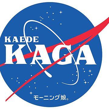 Kaede Kaga - NASA by FoniMoni