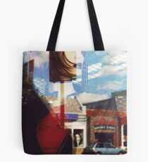 Outlook on Life Tote Bag